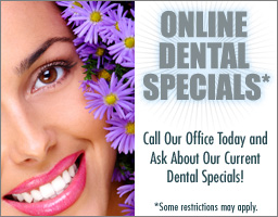 Mesa Dental Specials Discount Coupon